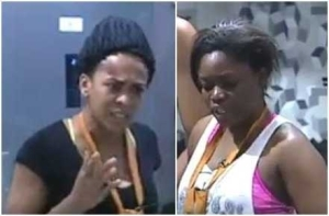 BBNaija: Watch The Heated Argument That Happened Between Tboss & Bisola This Morning